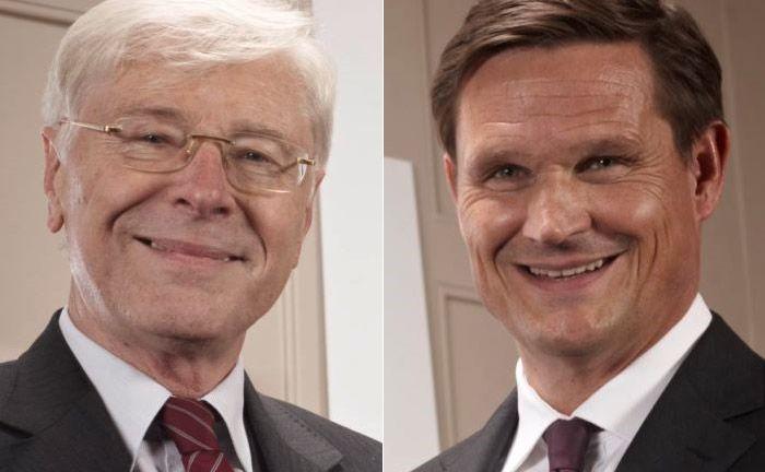 Stehen an der Spitze von Auretas Family Trust: die geschäftsführenden Gesellschafter Alfred Straubinger (links) und Randolph Kempcke