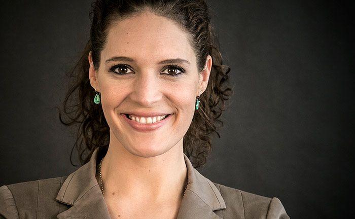 Managt den Fonds Sycomore Happy@Work und ist Leiterin der SRI-Strategien bei der französischen Fondsboutique: Bertille Knuckey