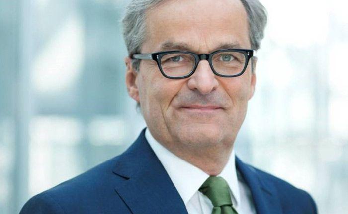 Thomas Rüschen ist Vorstandsvorsitzender der Deutschen Oppenheim Family Office