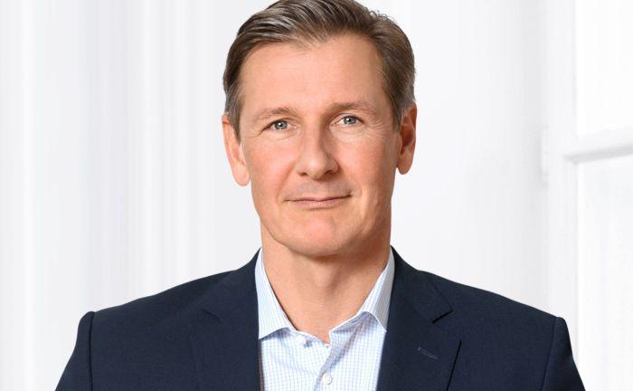 Soll künftig den chinesischen Ankerinvestor HNA im Aufsichtsrat der Deutschen Bank vertreten: Alexander Schütz
