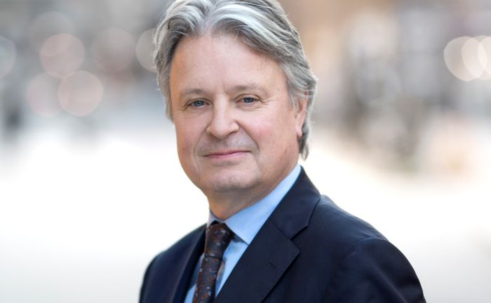 Verdiente 2016 mit 2,46 Millionen Euro verhältnismäßig wenig: Nordea-Chef Casper von Koskull