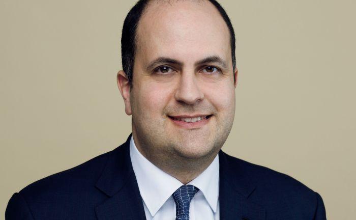 Gilt als Experte für Big Data: Fredun Mazaheri