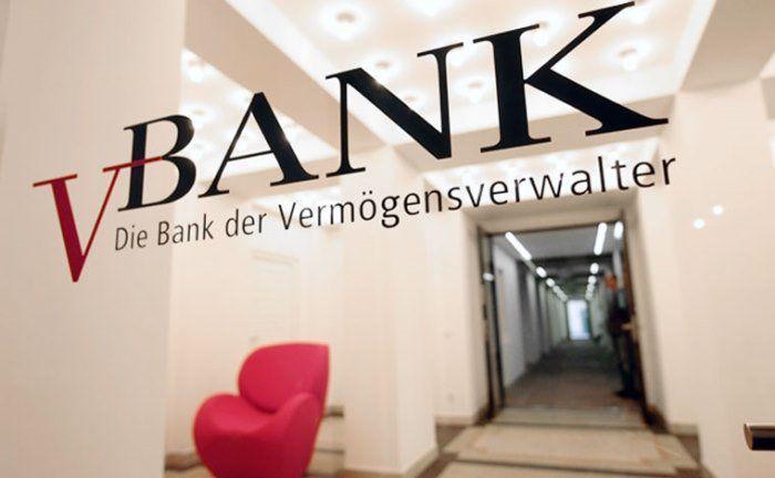 Wurde 2007 gegründet: Die V-Bank mit Sitz in München