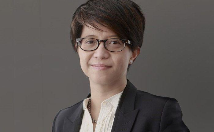 Eine der vier Co-Fondsmanager: Regina Borromeo