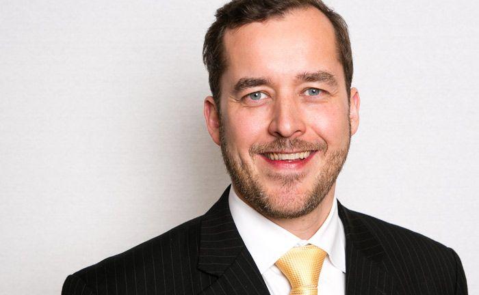 Ist Geschäftsführer von NFS Netfonds Financial Service: Christian Hammer