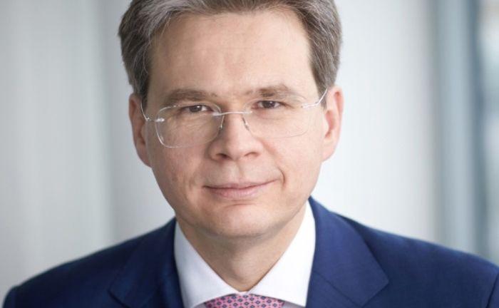 Hat den Anspruch, mit dem Private Banking seines Hauses in Deutschland auch künftig Gewinne einzufahren: Vontobel-Chef Zeno Staub