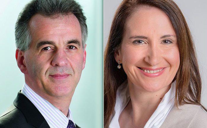 Heinz Angermair (l.) ist geschäftsführender Gesellschafter des Fachinstituts für Estate Planning Gene, Angelika Thiedemann führt das Unternehmen Erntezeit – Generationenberatung und Mediation.