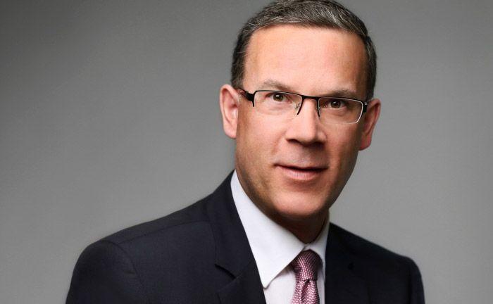 Ist Vertriebsvorstand der INP Holding: Matthias Bruns