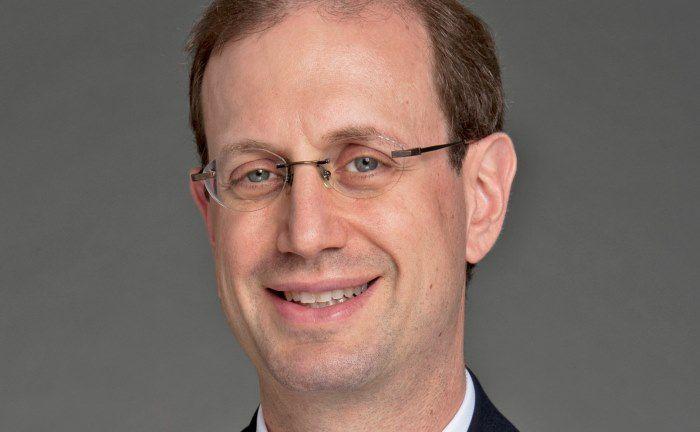 Soll Bloomberg zufolge den Bereich Active Equity bei Blackrock restrukturieren: Mark Wiseman