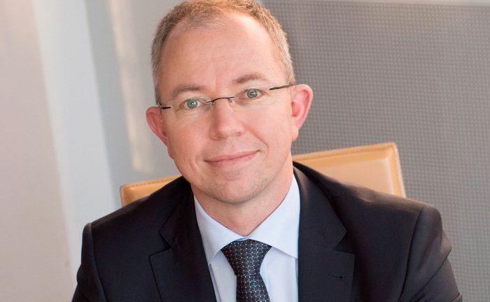 War zuvor 14 Jahre im Private Banking einer Regionalbank tätig: Andreas Scheiber
