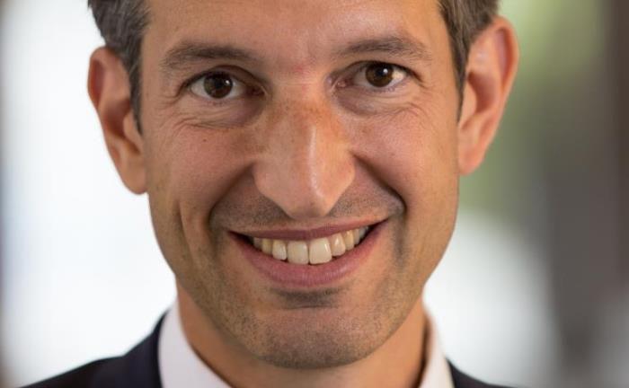 Marc Homsy, Leiter Anlagenvertrieb Deutschland