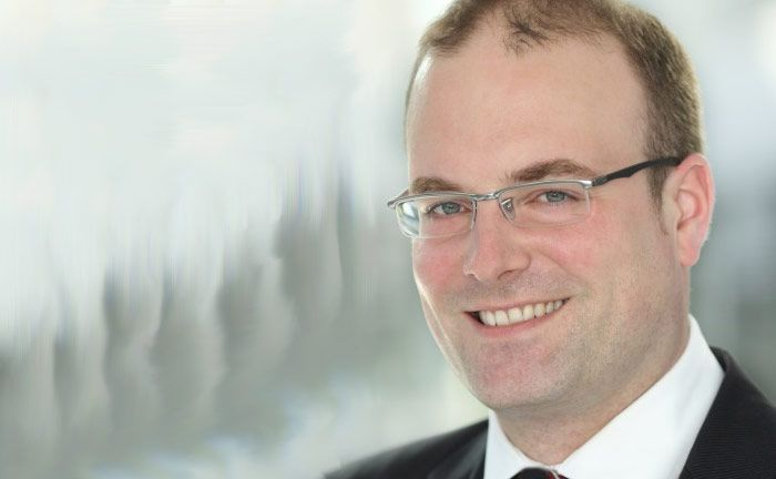 Kommt von der Wirtschaftsprüfungsgesellschaft KPMG: Jan Wendland
