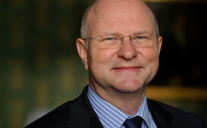Ist seit April Hauptgeschäftsführer der Ärzteversorgung Westfalen-Lippe: Christian Mosel