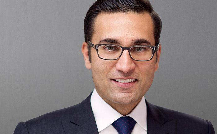 Seit September 2015 Chef der Vermögensverwaltung der Credit Suisse: Iqbal Khan
