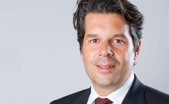 War zuvor Vertriebschef Europa für das Geschäft mit institutionellen und Distribution-Kunden bei Lombard Odier: Marius Würgler