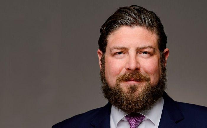Wird die neu gegründete Frankfurter Niederlassung leiten: Dirk-Oliver Löffler