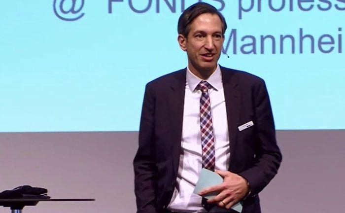 Marc Homsy ist Vertriebsleiter bei Danske Invest