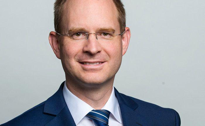 Verlässt Oddo BHF doch nicht: Eike Cornelius, Leiter Estate Planning und Geschäftsführer des Frankfurt Family Office