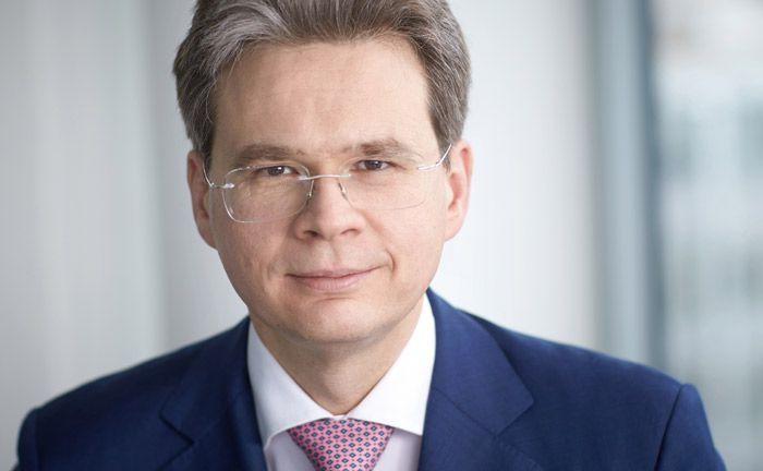 Könnte derzeit laut eigenem Bekunden ohne zusätzliches Kapital bis zu 500 Millionen Franken für Übernahmen ausgeben: Vontobel-Chef Zeno Staub