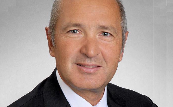 Wechselt aus dem Wealth Management der UBS zum Vermögensverwalter Lombard Odier Investment Managers: Martin Thommen