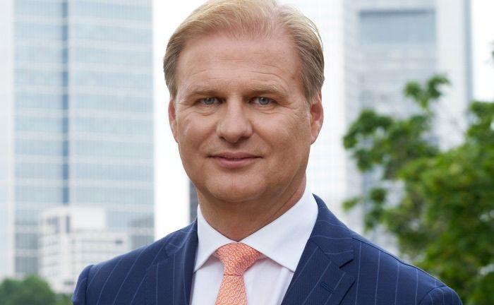 Will mit der Adveq-Übernahme die Stellung von Schroders im deutschsprachigen Raum weiter stärken: Achim Küssner, Geschäftsführer von Schroder Investment Management Deutschland