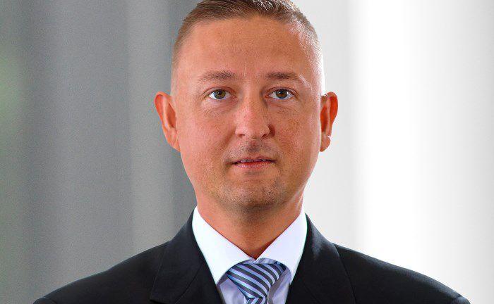 Bernhard Matthes, Bereichsleiter Portfoliomanagement der Bank für Kirche und Caritas