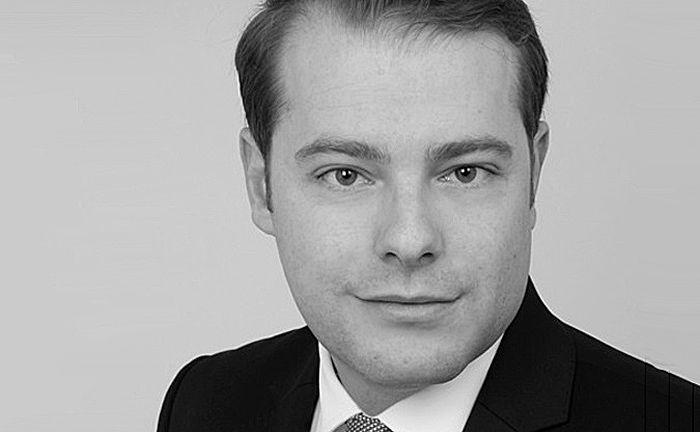 Vorher Aktienanalyst, jetzt Investmentmanager: Philipp Fertig