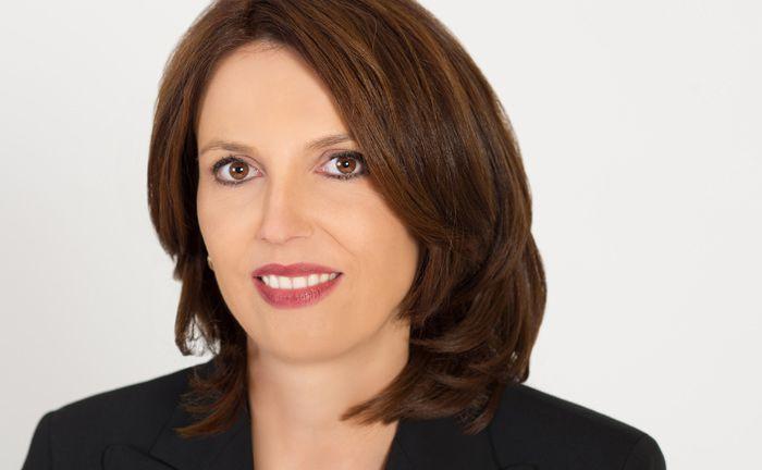 Übernimmt die Leitung der Niederlassung Frankfurt des digitalen Vermögensverwalters Liqid: Petra Mennong