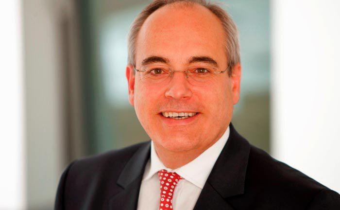Lehrt an der EBS Business School, Oestrich-Winkel: FPSB-Deutschlandchef Rolf Tilmes