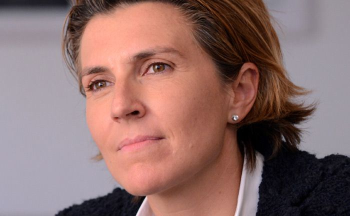 Ist globale Leiterin Sales und Solutions bei Lombard Odier Investment Managers: Carolina Minio-Paluello