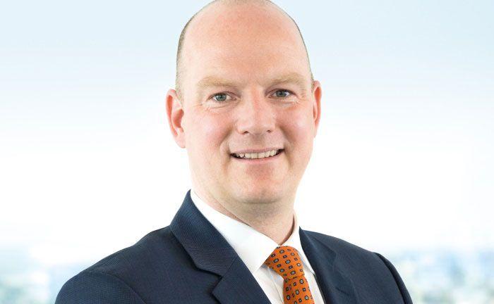 Ist Experte für die Zusammenarbeit mit institutionellen Investoren und in quantitativen Anlagestrategien: Jörn Flachmann