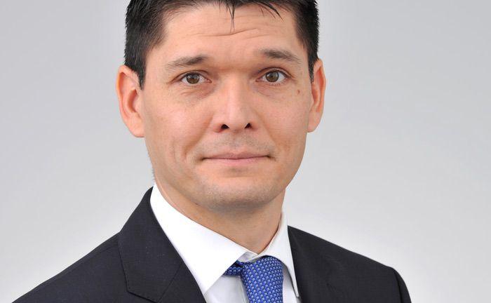 Patrick Kolb ist seit Juni 2005 Portfoliomanager für globale Aktien bei der Credit Suisse