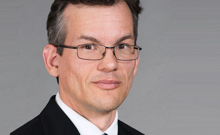 Ist Fondsmanager des globalen Aktienfonds LBBW Global Equity: Christoph Keidel