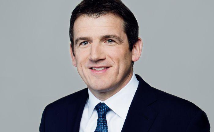 Wird für seine außerordentlichen Leistungen in den Vorstand der HSBC Deutschland berufen: Jan Wilmanns