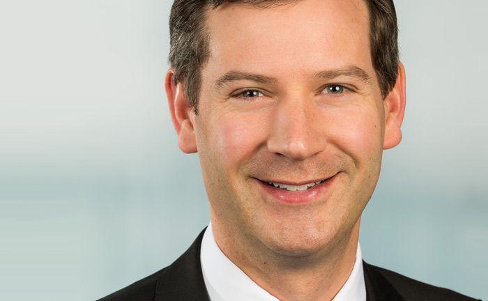 Ist seit April 2017 Abteilungsleiter Private Banking bei der Hamburger Sparkasse: Martin Eggert