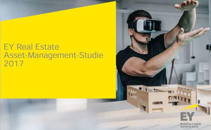 Die Studie von EY Real Estate befragte 35 Immobilien-Asset-Manager mit einem verwalteten Vermögen von rund 95 Milliarden Euro