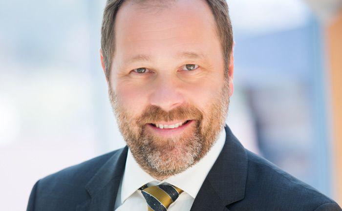 Ist seit April 2017 bei der Walser Privatbank und leitet seit Mai die Niederlassung Stuttgart: Uwe Decker