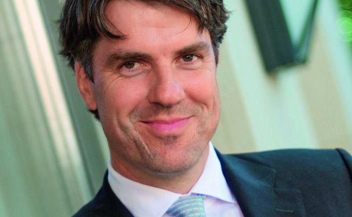 Ist geschäftsführender Gesellschafter der Frankfurter Fondsboutique Chom Capital: Christoph Benner