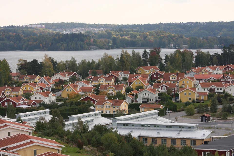 Studie von Goldman Sachs: Wo das Risiko fallender Immobilienpreise am höchsten ist