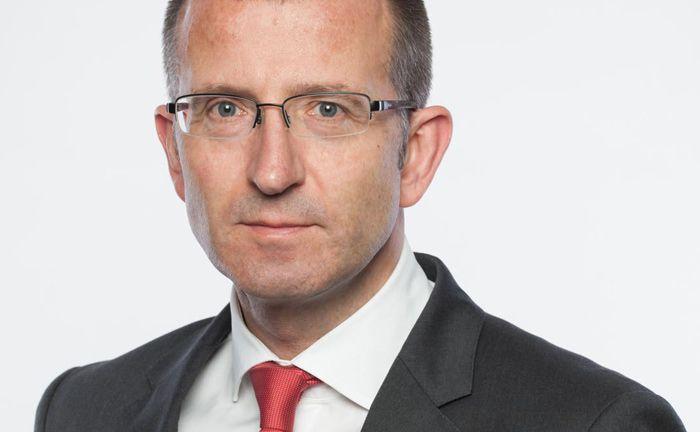 Managt von London aus den neuen Loan-Fonds von Neuberger Berman: Martin Rotheram
