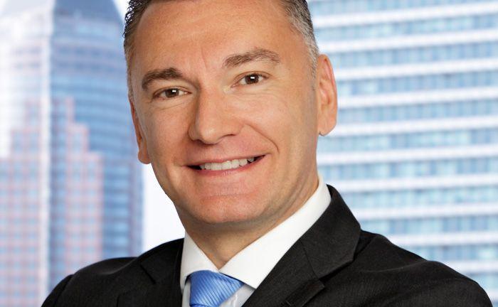 Verantwortet als Geschäftsführer das Immobiliengeschäft von Universal-Investment: Alexander Tannenbaum