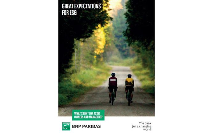 ESG-Studie aus dem Hause BNP Paribas Securities Services