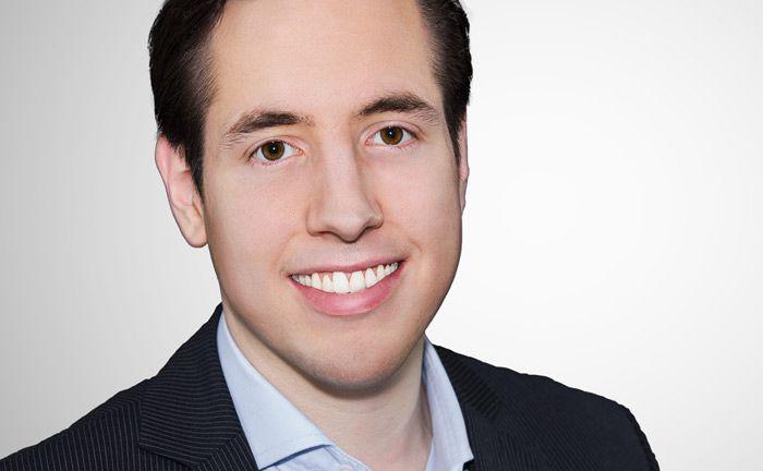Gründete Ende 2014 den Robo Advisor Ginmon: Ex-Deutschbanker Lars Reiner