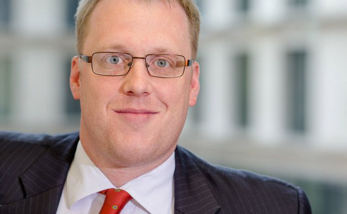 Neuzugang bei der Frankfurter Bankgesellschaft: Chrisitan Vomberg