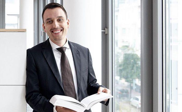 Managt den aktienorientierten Mischfonds Macro Navigation Fund von Mainsky Asset Management: Daniel Duarte
