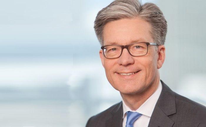 Bei Union Investment Geschäftsführer und Leiter Produktmanagement: Klaus Bollmann