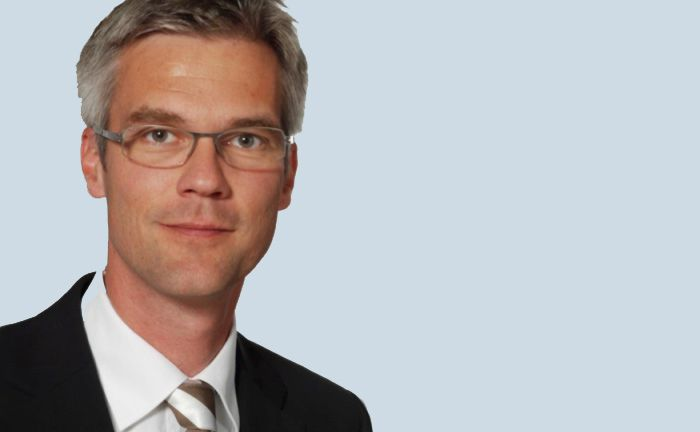Ist Spezialist für den Healthcare-Sektor: Jörg Blumentrath