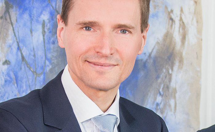 Erweitert die Geschäftsführung des Vermögensverwalters Prometheus: Boris Dreger