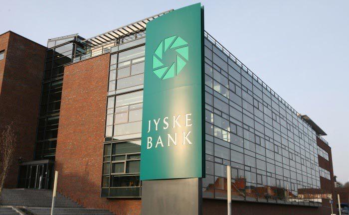 Hauptsitz der Jyske Bank im dänischen Silkeborg|© Jyske Bank