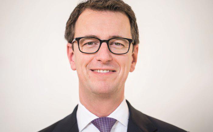 War mehr als 17 Jahre für das Bankhaus Lampe tätig: Jens Olden